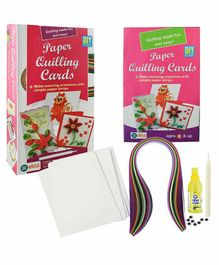 Ekta Paper Quilling Cards Kit