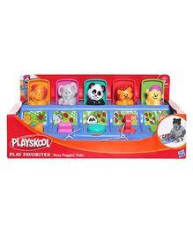 Playskool Funskool Busy Poppin' Pals