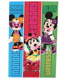 Minnie Mouse Note Book