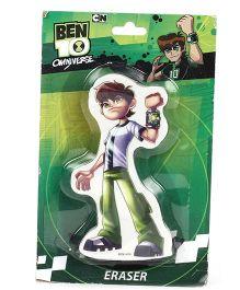 Ben 10 Character Eraser - Green