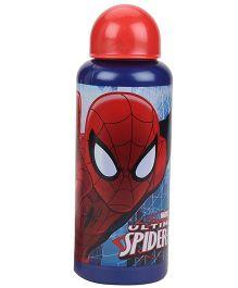 Spider Man Capsule Bottle Blue - 440 ml
