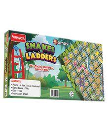 Funskool Snakes & Ladders