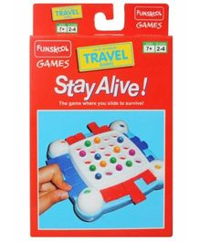 Funskool - Stay Alive Travel Game