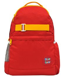 Star Gear Jolly Backpack Red & Yellow - 18 Inches