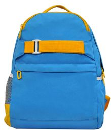 Star Gear Jolly Backpack Blue & Yellow - 14 Inches