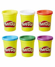 Funskool Play Doh Mini Party - Pack Of 6