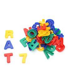 Ratnas Alphabet Junior - 26 Alphabets