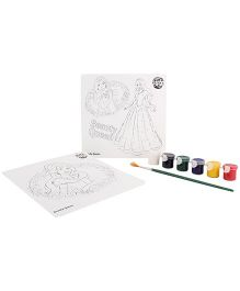 Ratnas Beauty Queen Coloring Kit - 15 Sheets