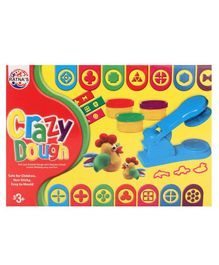 Ratnas Crazy Dough - 23 Pieces