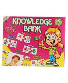 Ratnas Knowledge Bank Puzzle Pieces