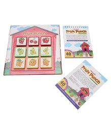Playmate Fruit Punch Match Pattern Game