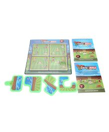 Playmate Hide And Seek Cricket Board Game Puzzle