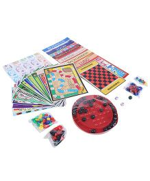 Ratnas 25 in 1 Board Game Kit