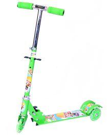 Happykids 3 Wheel Scooter Green - ST004G3201