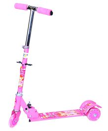 Happykids 3 Wheel Scooter Pink - ST004P3201