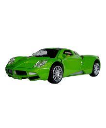 AdarxX Die Cast Sports Car Model - Green