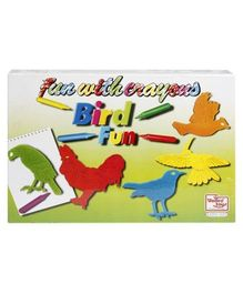 United Toys - Fun With Crayons Bird Fun