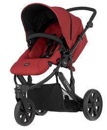Britax B-Smart 4 BX Chili Pepper ZC FR Stroller