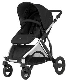 Britax B-Dual Neon Pushchair - Black