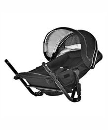 Britax B-Dual Second Seat - Neon Black