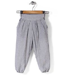 Jolly Jilla Striped Pajama - Blue