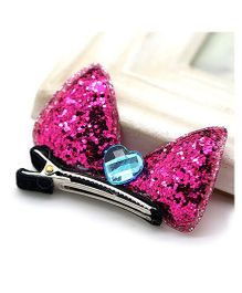 Little Cuddle Princess Hair Clip - Pink