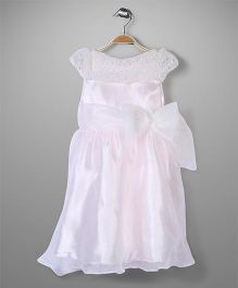 Little Coogie Party Dress - Baby Pink