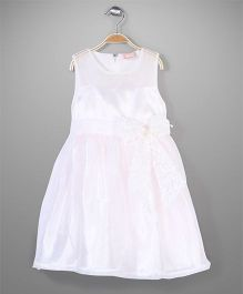 Little Coogie Party Dress - Light Pink