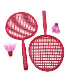 Fun Factory Badminton Set - Pink