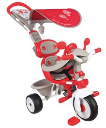 Smoby Baby Driver Comfort Tricycle Red & Cream - 434208
