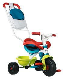 Smoby Be Move Comfort Pop Tricycle Red & Blue - 444246