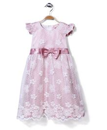 Little Coogie Party Dress - Pink