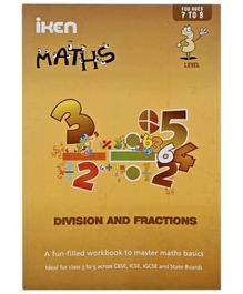 Iken - Maths Division And Fractions Level 3