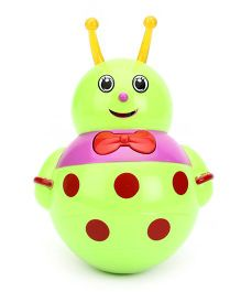Kumar Toys Roly Poly Bee Design - Green