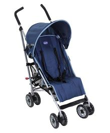 Chicco London Stroller - Navy Blue