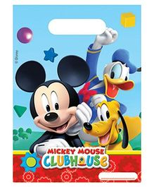 Mickey Mouse And Friends Party Bags - 6 Pieces