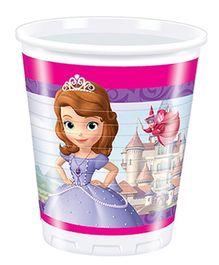 Disney Princess Sofia Plastic Cup