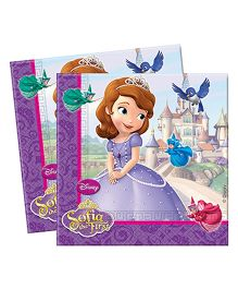 Disney Princess Sofia Paper Napkins