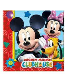 Disney Mickey Mouse And Friends Two Ply Napkins