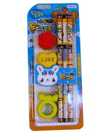 Partymanao Stationery Set - Blue