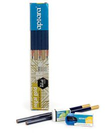 Apsara Regal Gold HB Pencil - Pack Of 10