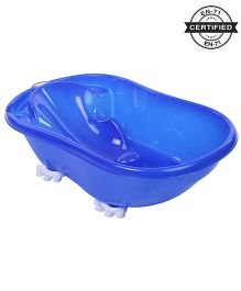 Babyhug Slip-Me-Not Bath Tub - Blue
