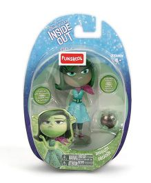 Tomy Funskool Disgust Degout Action Figure Green - 8 cm