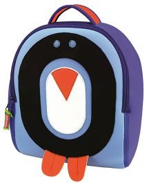 Elefantastik Cold Feet Penguin Backpack - Blue