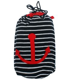 Little Sailors Anytime Nap Bag Travel Bedding Set From Kadambaby