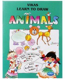 NavNeet - Vikas Learn to Draw Animals