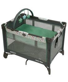 Graco Pack n Play On The Go Playard Lambert 1927398 - Green