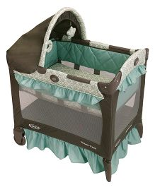 Graco Pack n Play Travel Lite Crib Winslet - 1852645