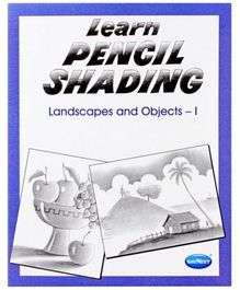 NavNeet - Learn Pencil Shading Landscapes and Objects I