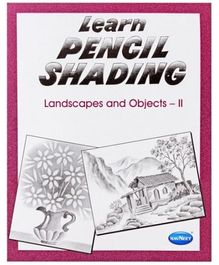 NavNeet - Learn Pencil Shading Landscapes And Objects II